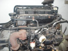 MAN L2000 8.113 Motor Typ DO824 LFL 08 / 113 P.S.