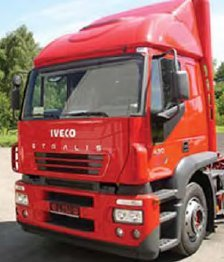 Dachspoiler IVECO Stralis